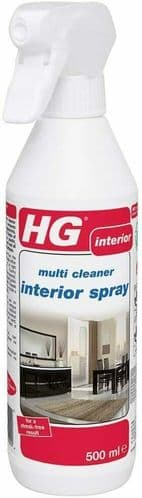 HG Multi Purpose Cleaner Spray Interior All Surface Dirt and Grease Spray 500ml
